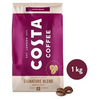Costa Coffee Signature Blend Medium Roast Kawa palona ziarnista 1 kg