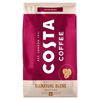 Costa Coffee Signature Blend Medium Roast Kawa palona ziarnista 1 kg