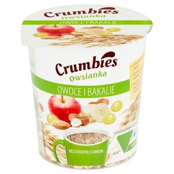 Crumbies Owsianka owoce i bakalie 65 g