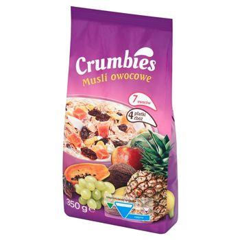 Crumbles Musli owocowe 350 g