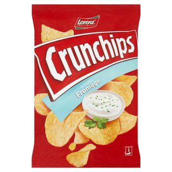 Crunchips Chipsy ziemniaczane o smaku fromage 140 g