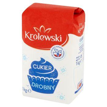 Cukier Królewski Cukier drobny 1 kg