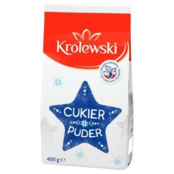 Cukier Królewski Cukier puder 400 g