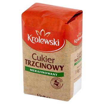 Cukier Królewski Cukier trzcinowy nierafinowany 1 kg