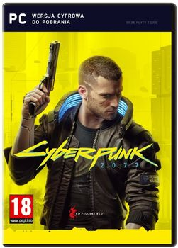 Cyberpunk 2077 Gra PC PL