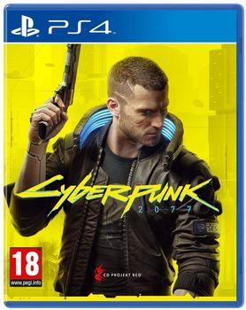 Cyberpunk 2077 Gra PS4 PL