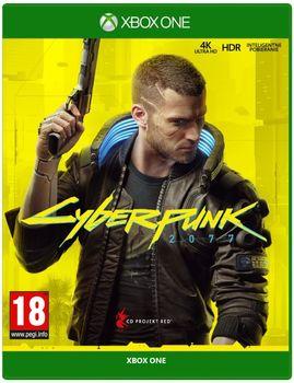 Cyberpunk 2077 Gra Xbox One PL