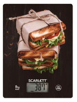 Cyfrowa waga kuchenna Scarlett do 8 kg SCKS57P56