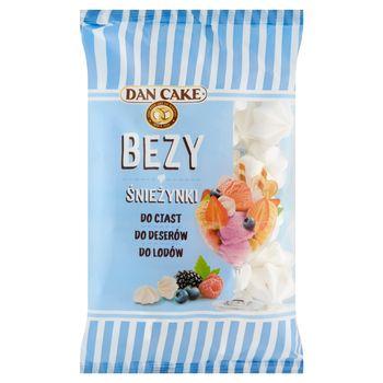 Dan Cake Bezy śnieżynki 100 g