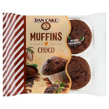 Dan Cake Mufinka czekoladowa 300 g (4 x 75 g)