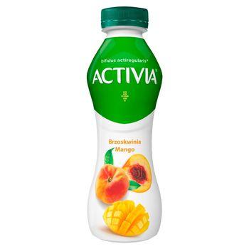 Danone Activia Jogurt brzoskwinia mango 300 g