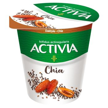 Danone Activia Jogurt daktyle - chia 140 g