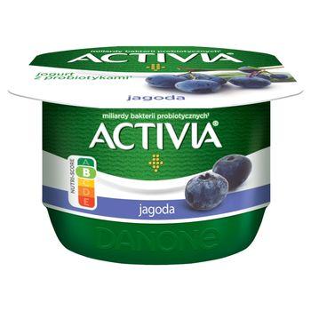 Activia Jogurt jagoda 120 g