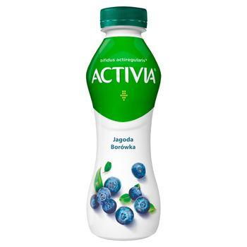 Danone Activia Jogurt jagoda borówka 300 g