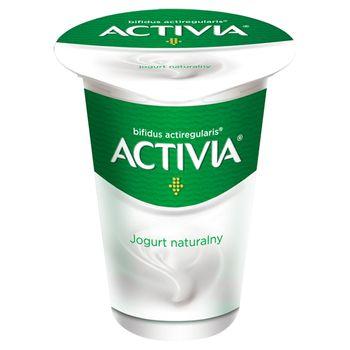 Danone Activia Jogurt naturalny 180 g