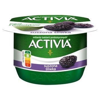 Activia Jogurt suszona śliwka 120 g