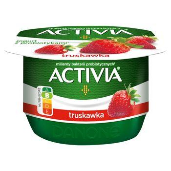 Activia Jogurt truskawka 120 g