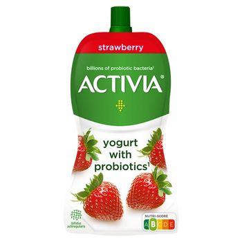 Activia Jogurt truskawkowy 130 g