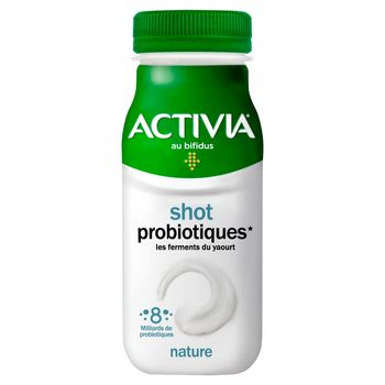 Activia Shot Jogurt naturalny 80 g