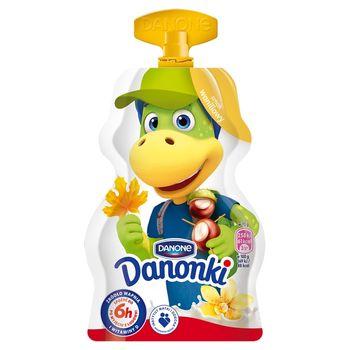 Danone Danonki Jogurt o smaku waniliowym 70 g