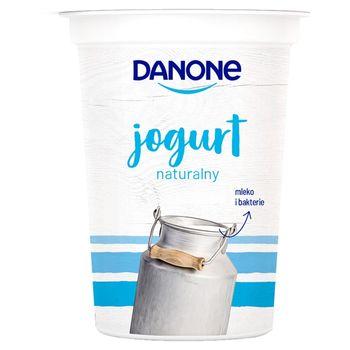 Danone Jogurt naturalny 370 g