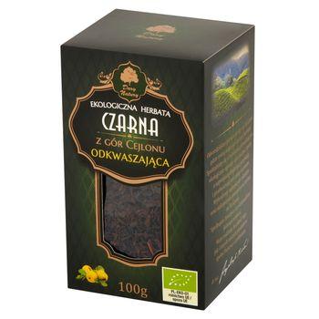 Dary Natury Ekologiczna herbata czarna odkwaszająca 100 g