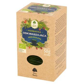 Dary Natury Ekologiczna herbatka odkwaszająca 50 g (25 x 2,0 g)