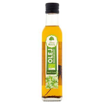 Dary Natury Ekologiczny olej bazylia 250 ml