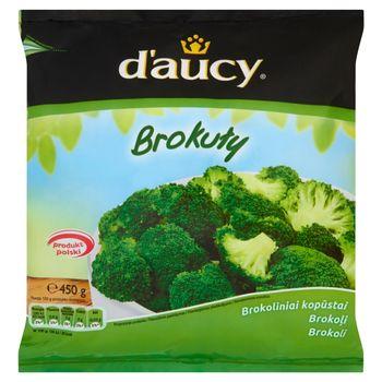 d'aucy Brokuły 450 g