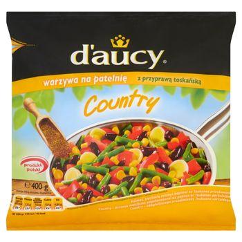 d'aucy Country Warzywa na patelnię z przyprawą toskańską 400 g