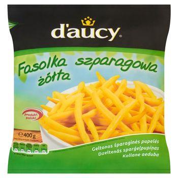 d'aucy Fasolka szparagowa żółta 400 g