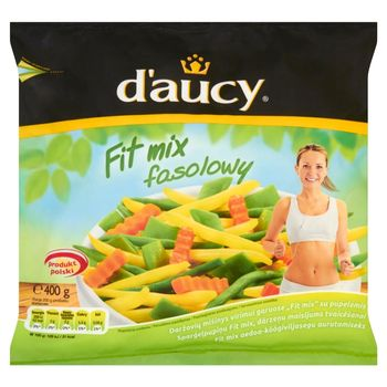 d'aucy Fit mix fasolowy 400 g