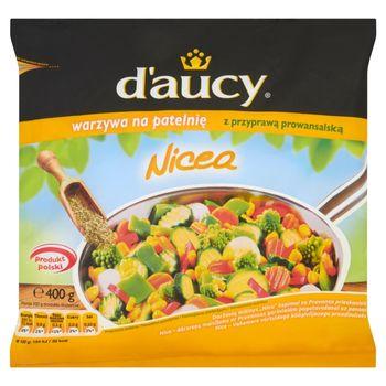 d'aucy Nicea Warzywa na patelnię z przyprawą prowansalską 400 g