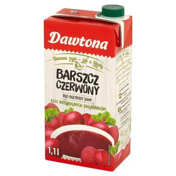 Dawtona Barszcz czerwony 1,1 l