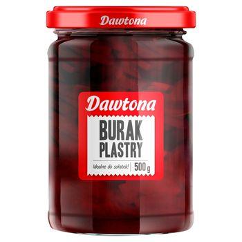 Dawtona Burak plastry 500 g