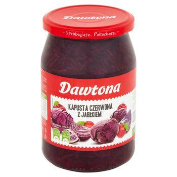 Dawtona Kapusta czerwona z jabłkiem 500 g