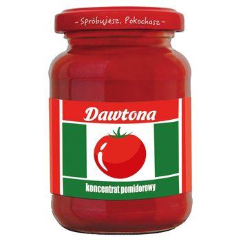 Dawtona Koncentrat pomidorowy 200 g