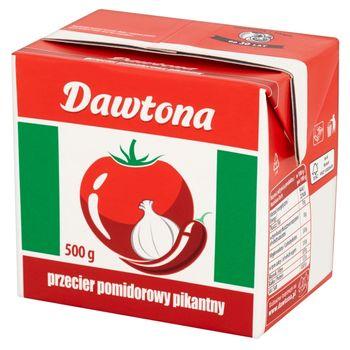 Dawtona Przecier pomidorowy pikantny 500 g
