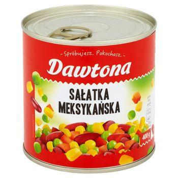 Dawtona Sałatka meksykańska 400 g