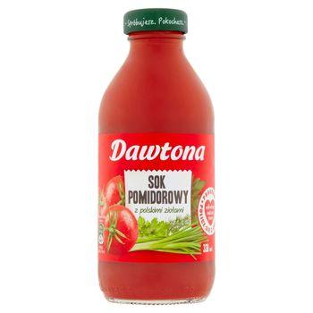 Dawtona Sok pomidorowy z polskimi ziołami 330 ml