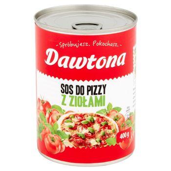 Dawtona Sos do pizzy z ziołami 400 g
