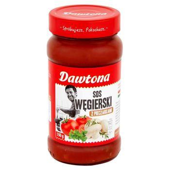 Dawtona Sos węgierski z pieczarkami 550 g