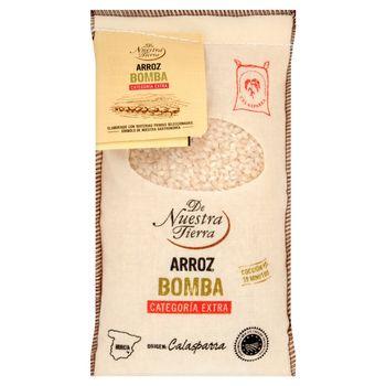 De Nuestra Tierra Arroz Bomba Extra Ryż 500 g