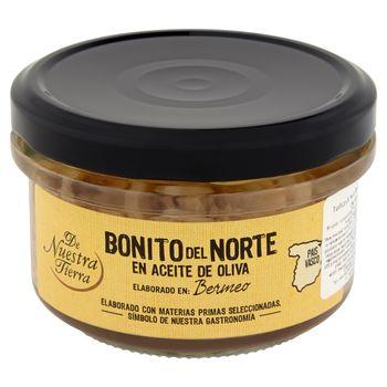 De Nuestra Tierra Tuńczyk w oliwie z oliwek 167 g