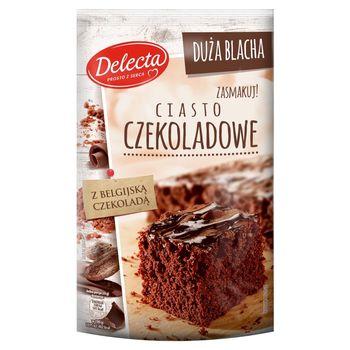 Delecta Duża Blacha Ciasto czekoladowe 670 g