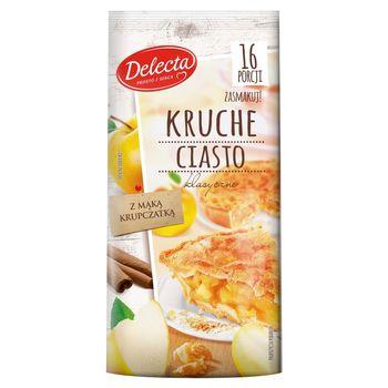Delecta Kruche ciasto klasyczne 400 g
