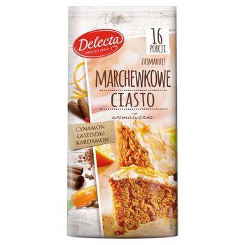 Delecta Marchewkowe ciasto w proszku 430 g