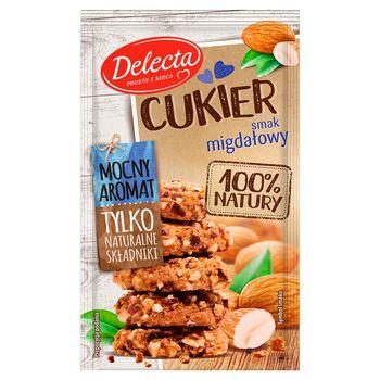 Delecta Z serca natury Cukier smak migdałowy 15 g