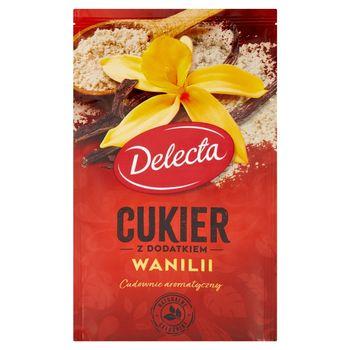 Delecta Cukier z dodatkiem wanilii 12 g