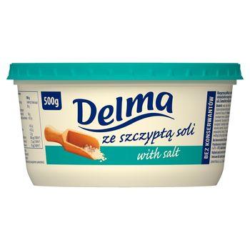 Delma Margaryna ze szczyptą soli 500 g